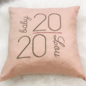 Coussin BB 2020