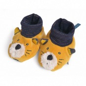 Chaussons Lulu le chat