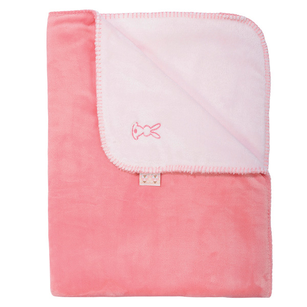 Couverture Rose Corail